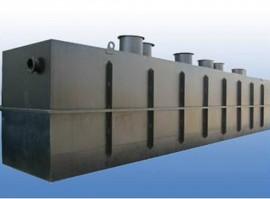 山东地埋式污水处理设备